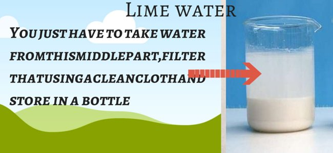 lime water healthy breakfast for babies