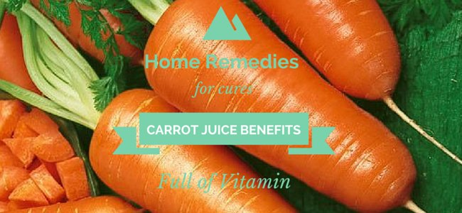 carrot benefits