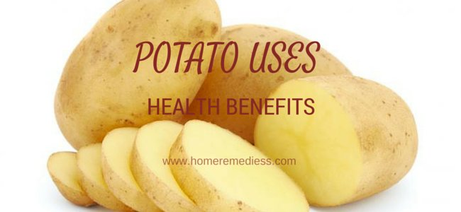 Benefits of potatoes - Potato uses benefits