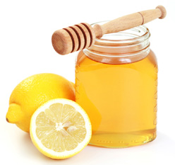 lemon honey for obesity