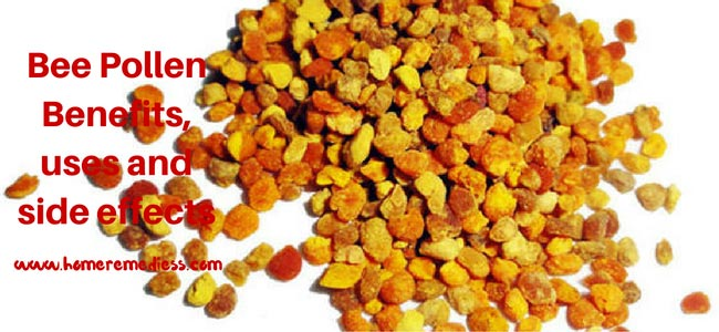 Bee Pollen: Benefits, uses and side effects